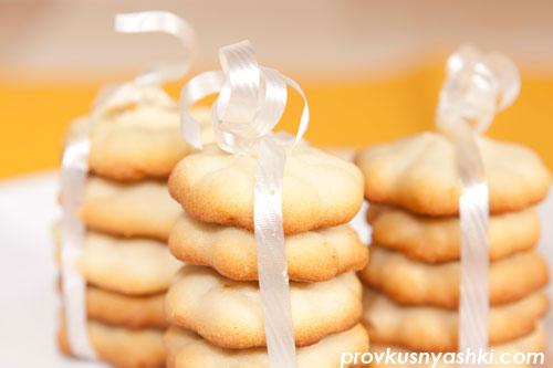 Нежное печенье «Тающие моменты»