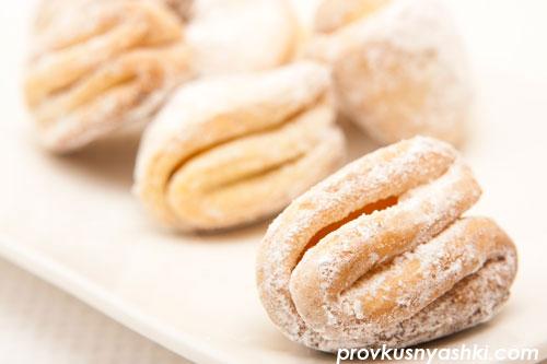 Печенье на дрожжах «Людмила»