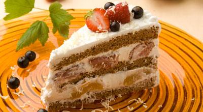 Торт «Дульсинея»