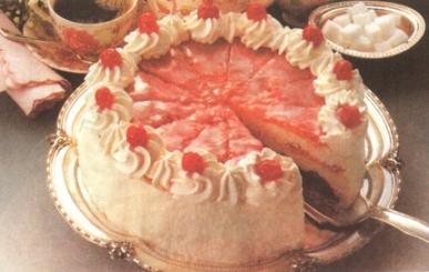 Торт «Баден-Баден»