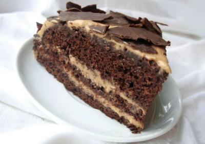Торт «Шоколадный мокко»
