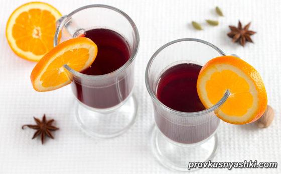 Вкусный глинтвейн в домашних условиях условиях - Домашний рецепт глинтвейна