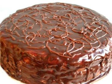 Торт «Лабиринт»