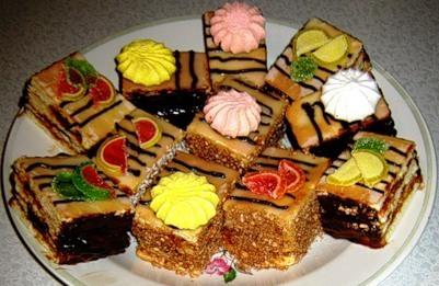 Пирожное «Фантазия»