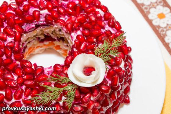 Новогодние рецепты для праздничного стола